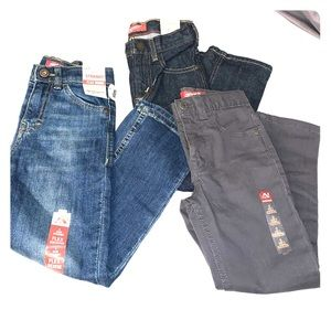 3 NWT Arizona Boy Jeans